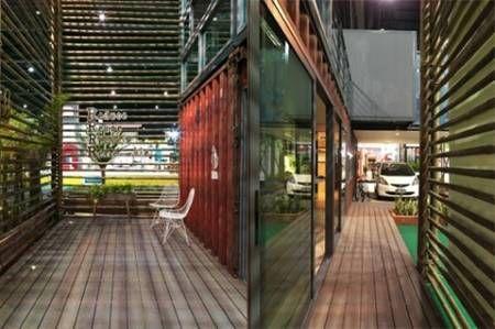 site-specific eco living porches photo