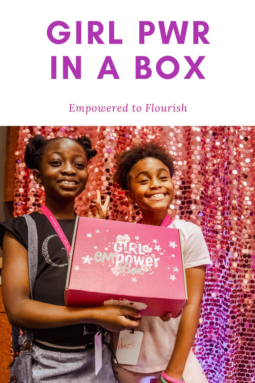 Girl Empowerment Box | Empowered2flourish