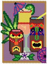 Island Happy Hour by Sigrid Wynne-Evans