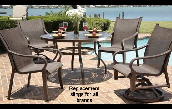 hampton bay patio furniture replacement parts - Hampton Bay Patio Chairs