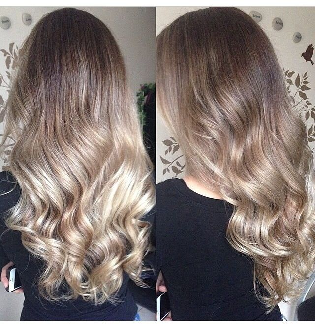 Hair Platinum Blonde Ombre Balayage Hair Ombre Hair Blonde Gorgeous Hair
