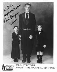 Image Result For Lurch Full Body The Addams Family Full Body
