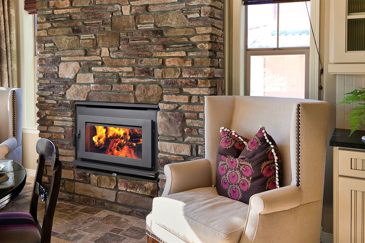 Pacific Energy Fp30 Fireplace Wood Fireplace Wood Stove