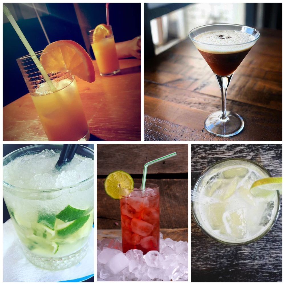 Low Syn Classic Cocktails (All 5 syns or under)