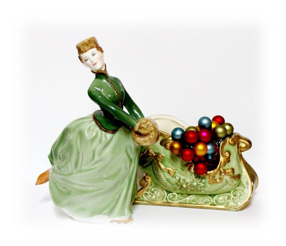 XMAS 2015 Sale Vintage ROYAL DOULTON by AntiqueBoutiqueIdeas