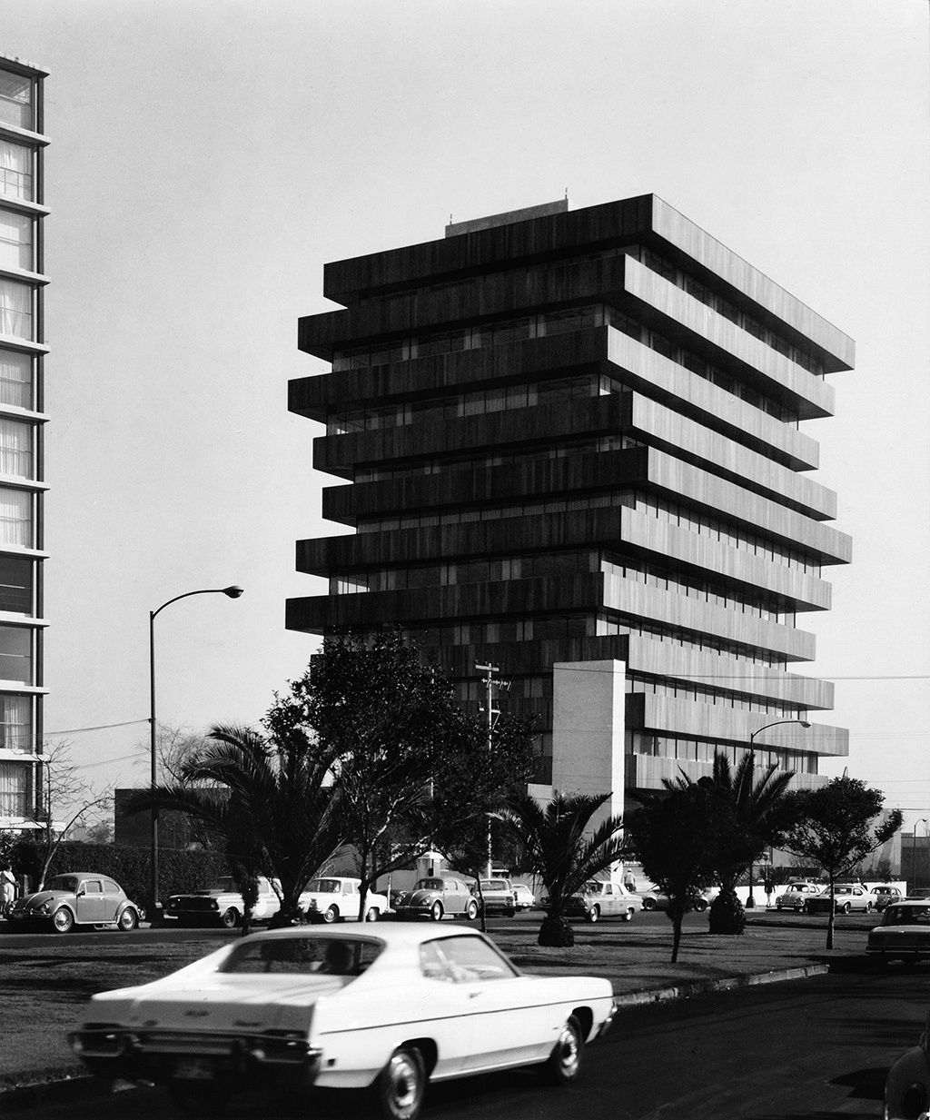 Central de arquitectura a mexico city based design studio has - Galer A Cl Sicos De Arquitectura Palmas 555 Sordo Madaleno Arquitectos 4 Mexico City1975modernismi