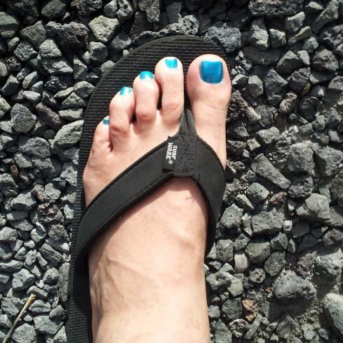 Image Result For Toe Nail Colors Summer Men Polish