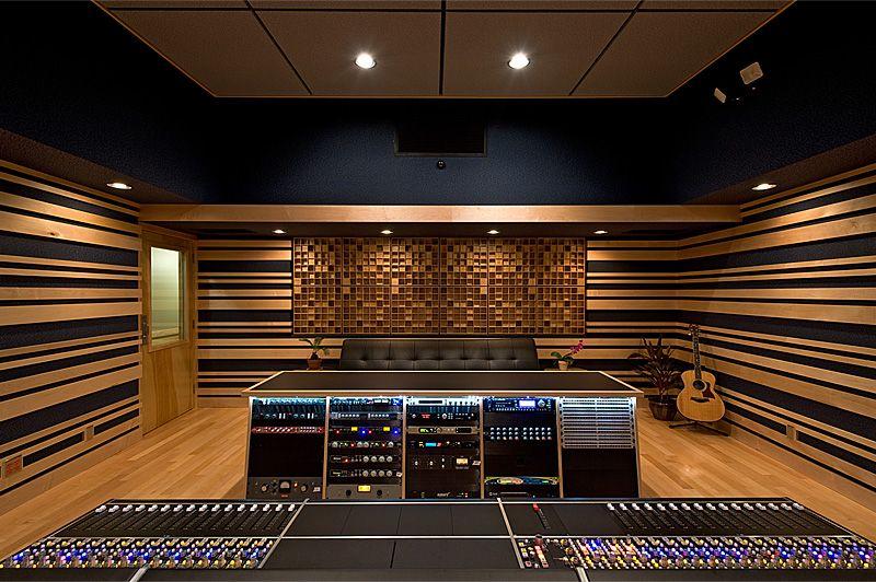 Recording Studio Design And Acoustic Consulting