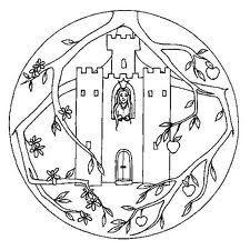 Mandalas Y Propuestas Para Estas Vacaciones De Invierno Mandalas Para Ninos Mandalas Para Colorear Mandalas