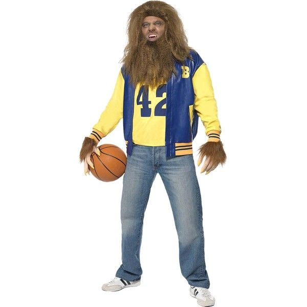 check out our fantastic officially licensed teen wolf costume in reprise michael j foxs famous character for halloween from our animals range - Halloween Costumes Wolf