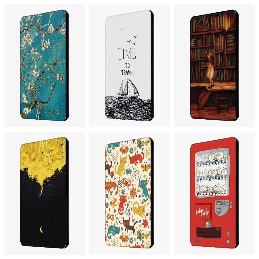 17 Designer Kindle Paperwhite 4 Case Covers You Ll Be Excited To Discover Kindle Paperwhite Geek Books Best Kindle