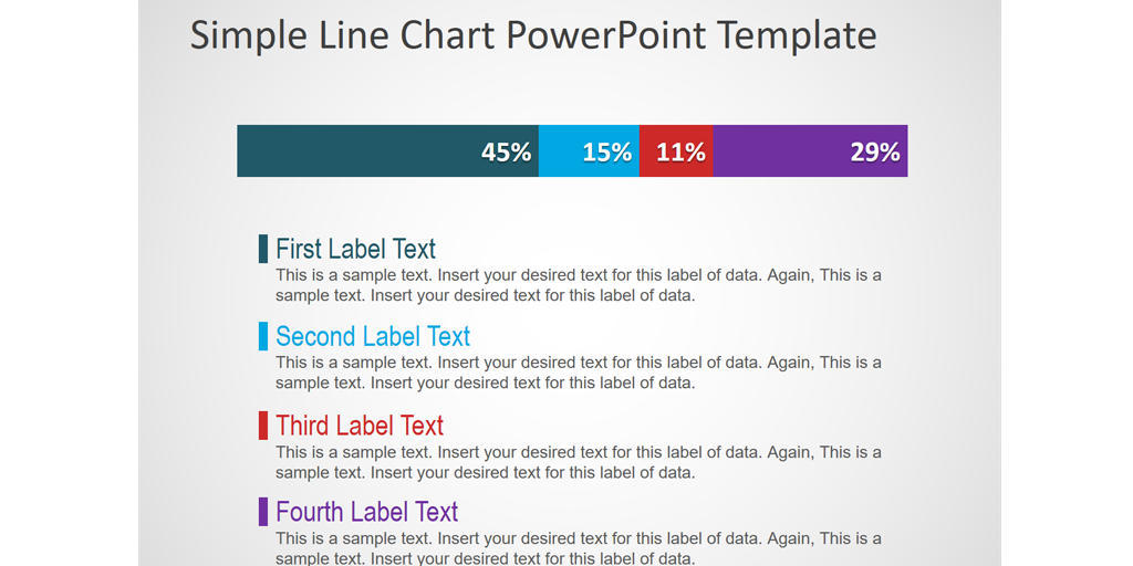 Timeline template line chart presentation process street sample powerpoint timeline every timeline template youll ever need the 18 best templates toneelgroepblik Gallery