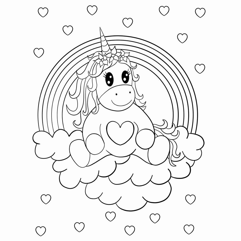 Unicorn Coloring Page Inspirational Unicorn Coloring Book Free Download Unicorn Coloring Pages Coloring Pages Coloring Pages Inspirational