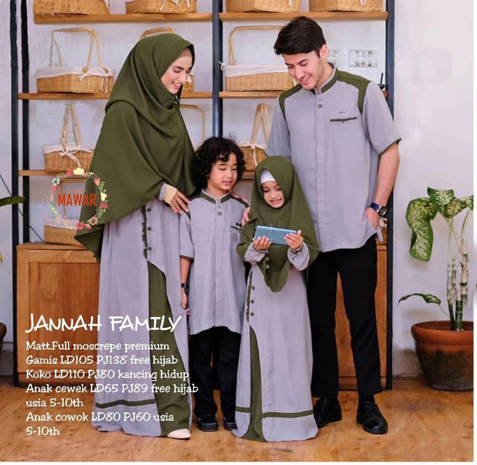 Terbaru Wa 0895 2103 6753 Gamis Couple Model Baju Pria Batik Anak