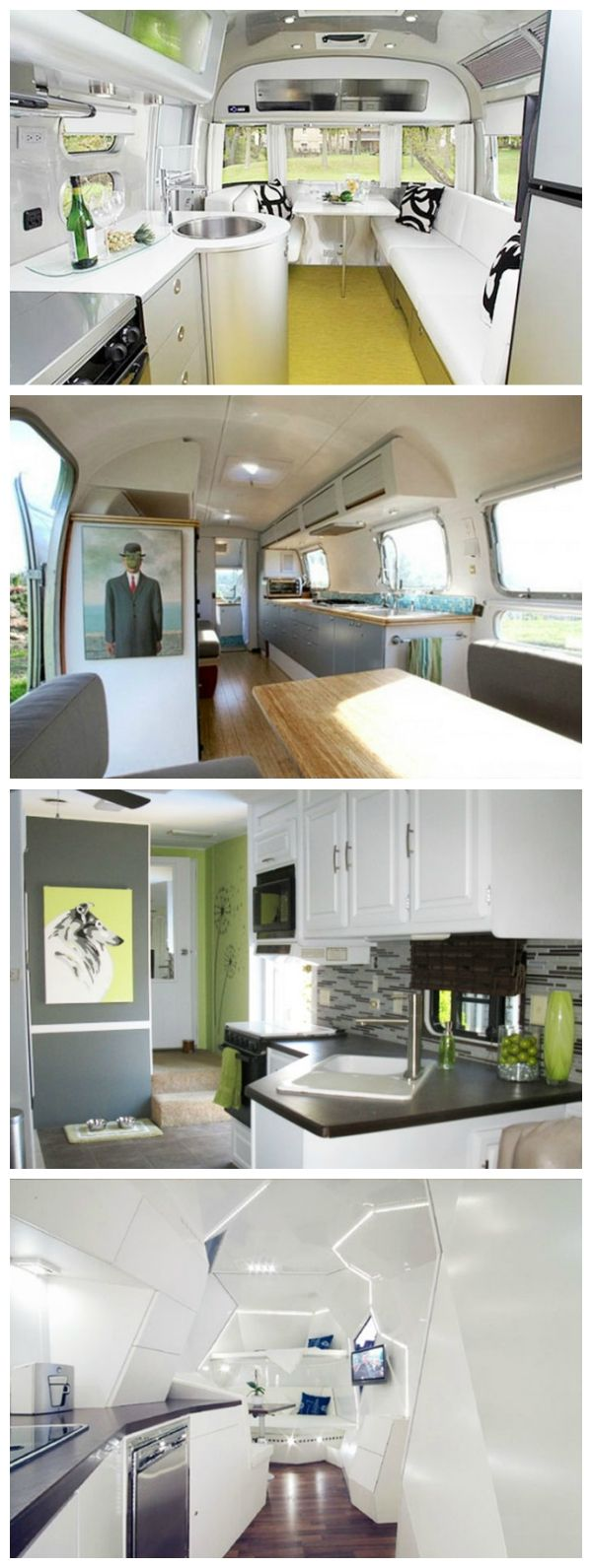 Tesla Model H Announced A Plug In Hybrid Mobile Home That Is Both Cozy And Luxurious