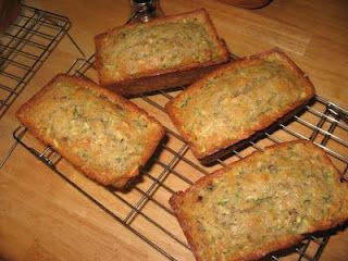Zucchini Bread Throwdown | Zucchini bread, Recipes ...