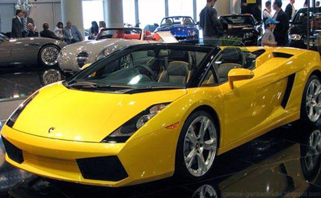 Gambar Mobil Galardo Gambar Gambar Mobil Lamborghini Mobil Sport Mobil