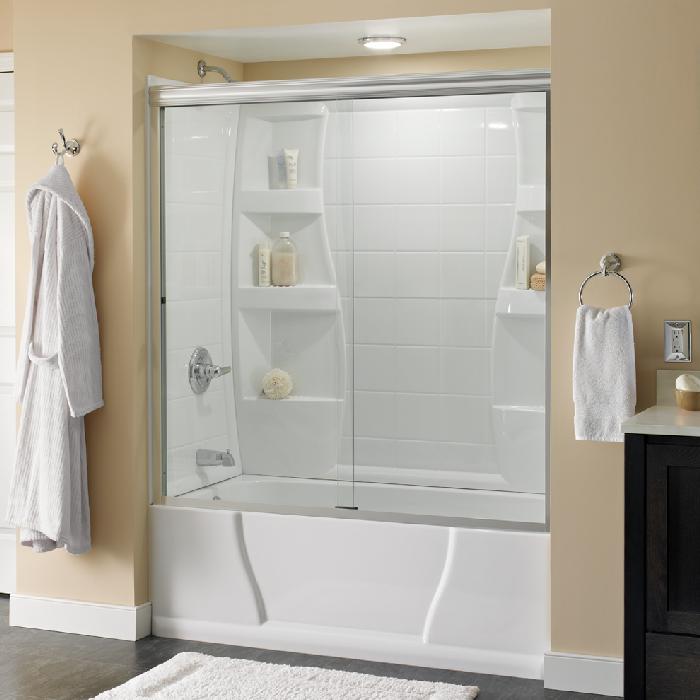 Delta Shower Doors Bathtub Doors Tub Shower Doors Tub Doors