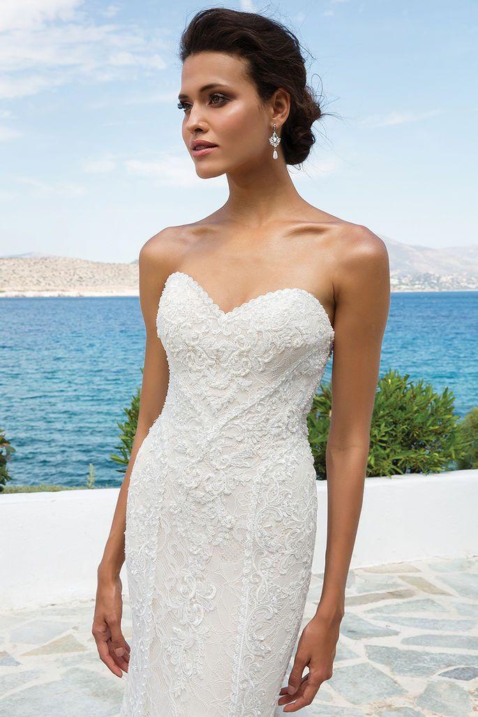 Verpassen Sie nicht Justin Alexanders neueste Brautkleider-Trends ...
