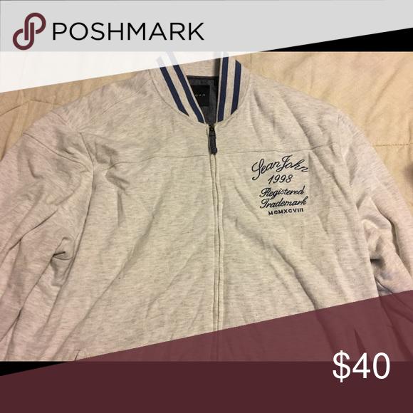 Sean John jacket Sean John track jacket Jackets & Coats Lightweight & Shirt Jackets