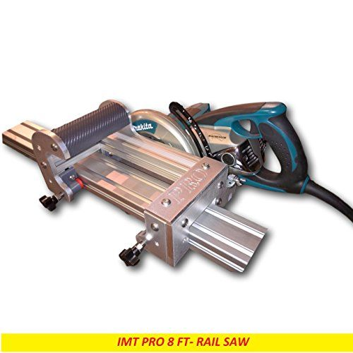 Imt Pro Professional Wet Cutting Makita Motor Rail Track Saw For
