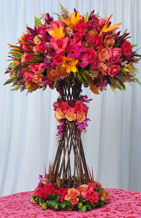 Reception Wedding Flowers Wedding Decor Wedding Flower Centerpiece