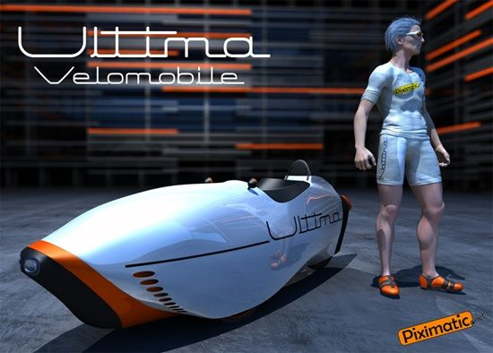 velomobile and other