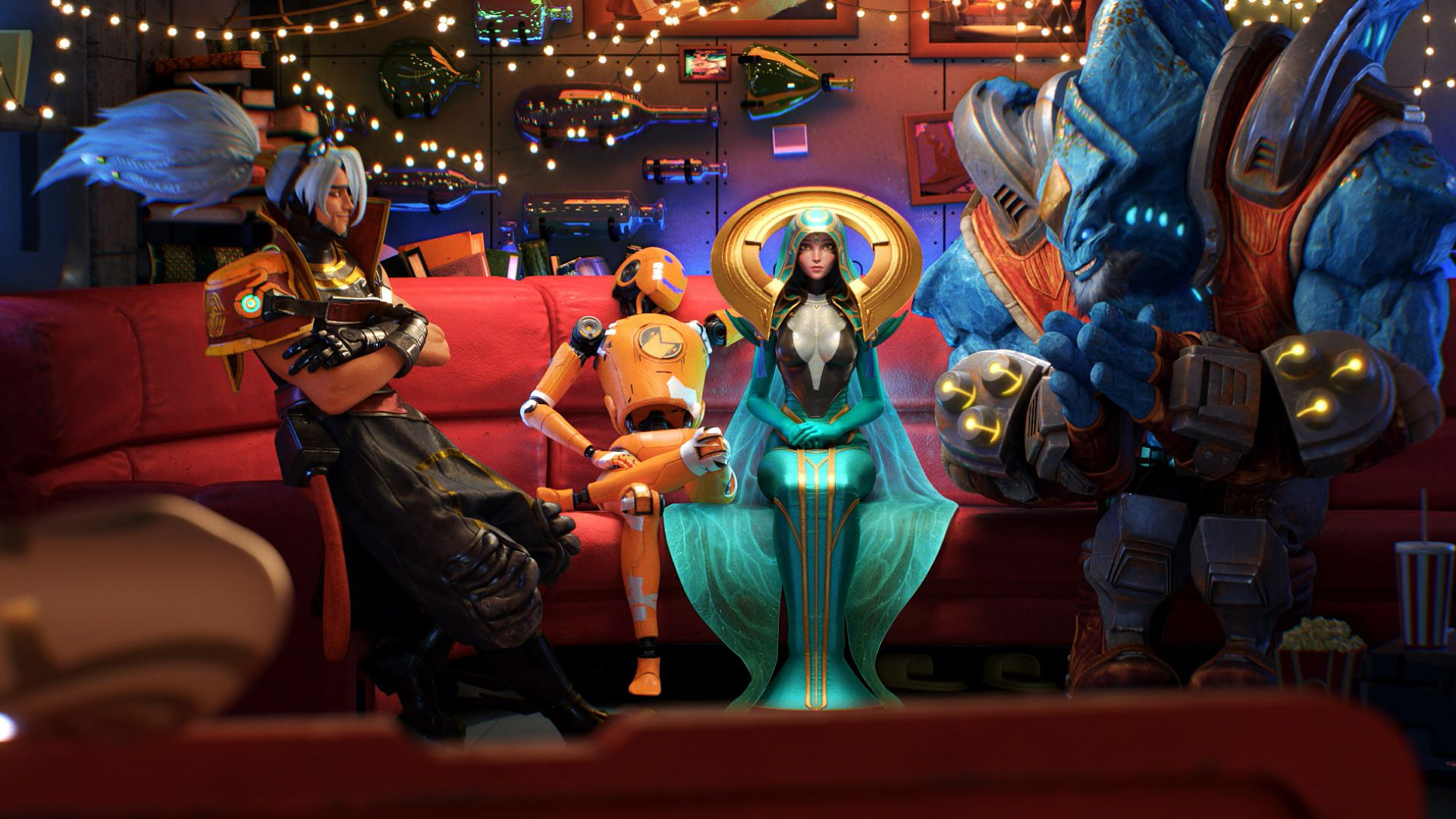 Cinematics League Of Legends Yasuo League Of Legends Jinx