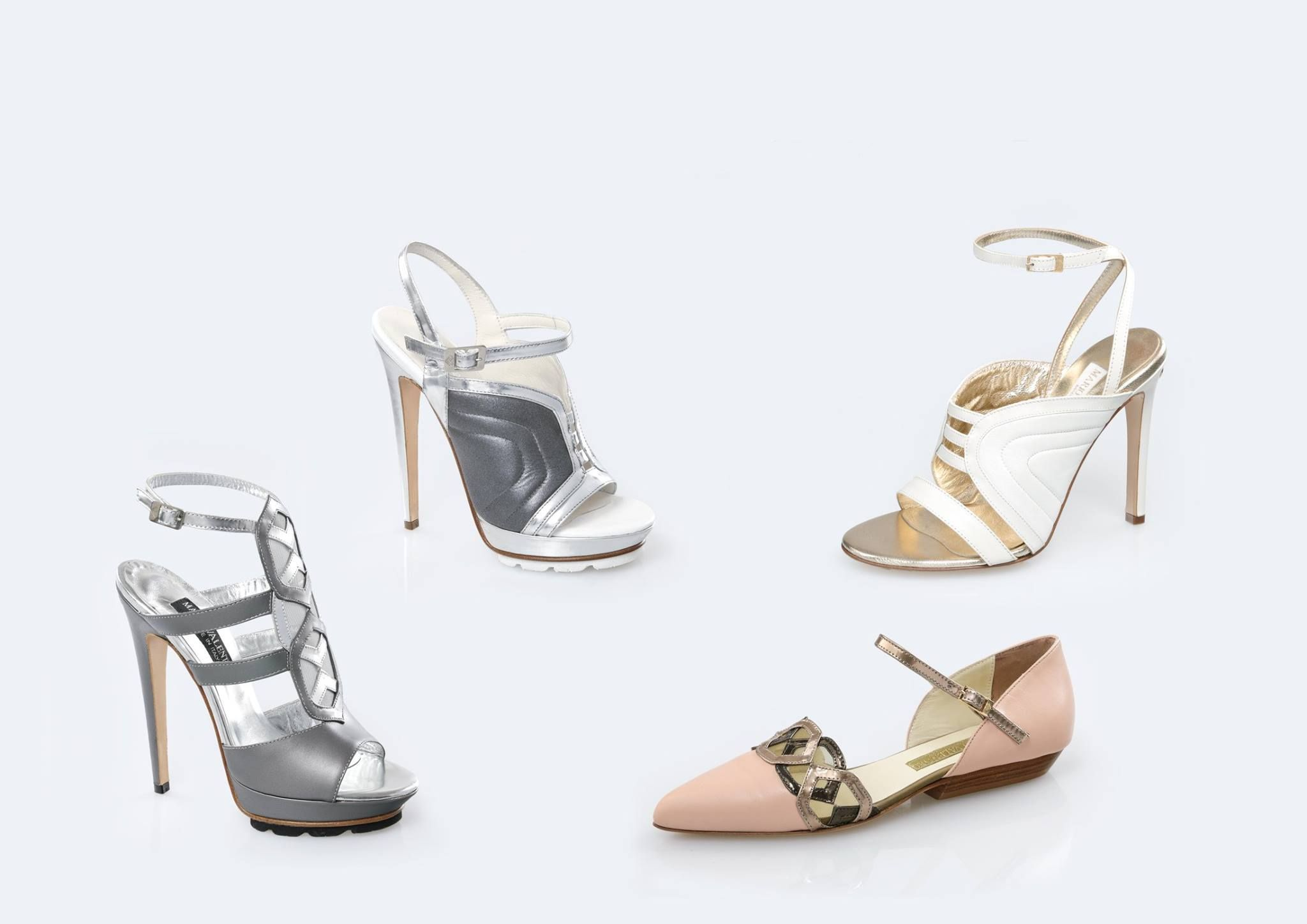 MV S/S 16 #shoes #fashion #heels #design #leather #sandals #luxury