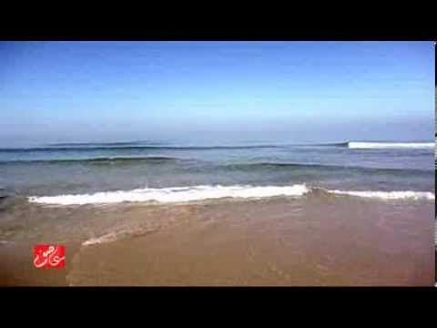 Gaza Beach Relaxing Sound Of Sea Waves Sea Waves Beach Waves