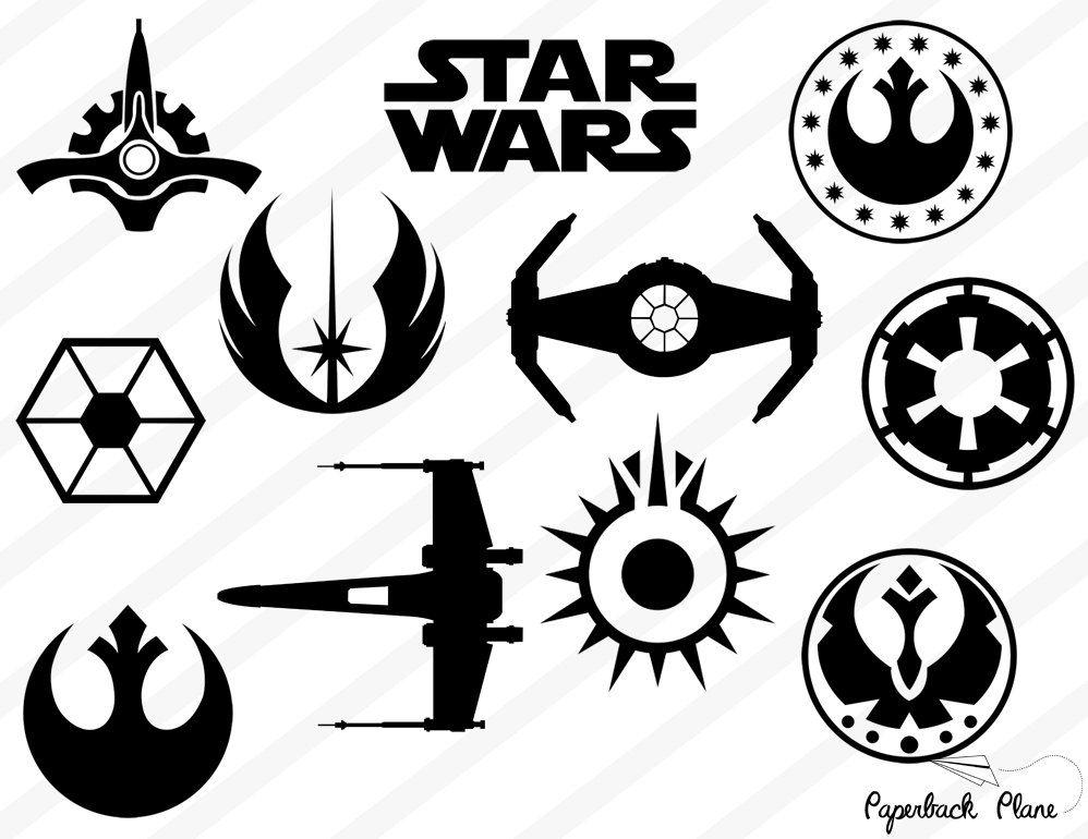 Popular items for star wars svg on Etsy Star wars