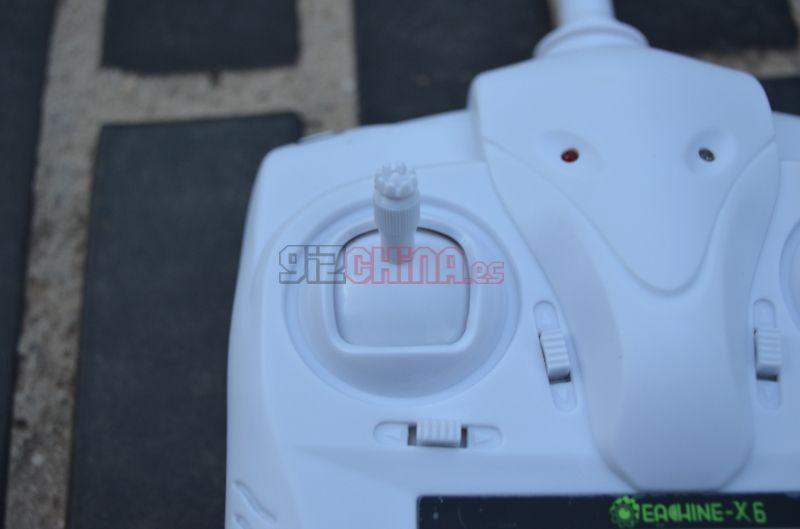 Interesante: Review del hexacopter EACHINE X6