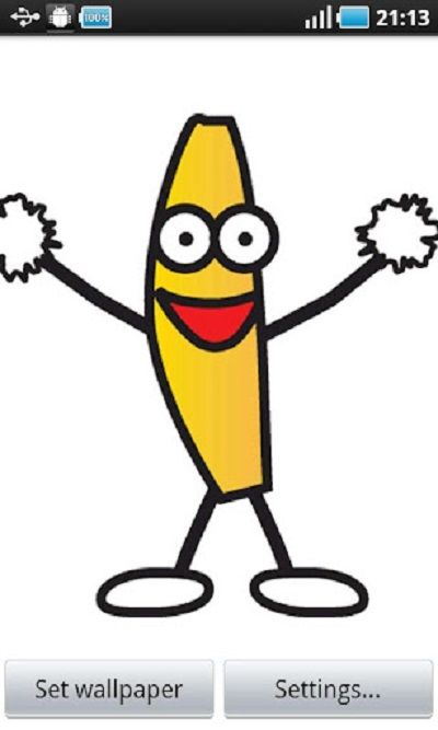 dancing banana emoticon