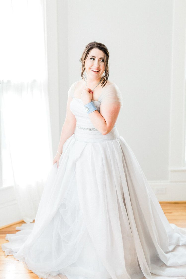 Stunning Bride In Silver Dress For This Emotional Southern Ritchie Hill Concord Nc Wedding By Kevyn Dixon Photography