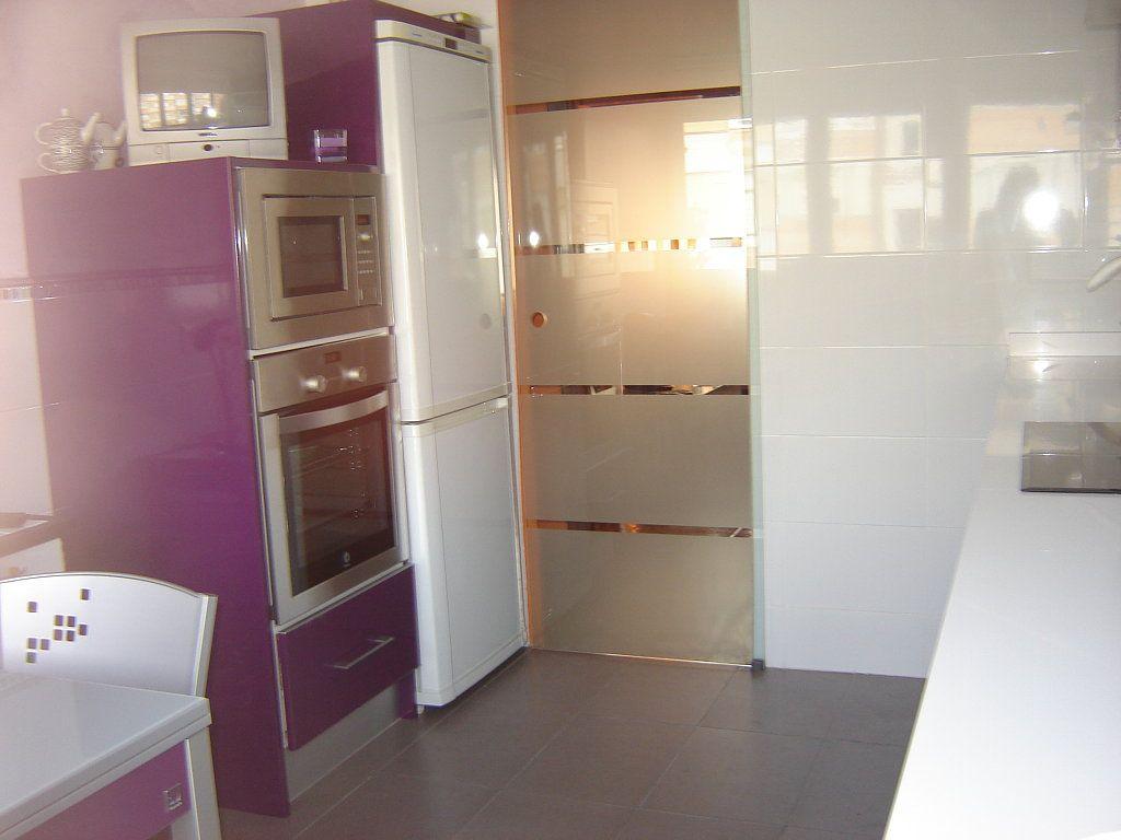Puertas corredera cristal interior buscar con google cocinas pinterest puerta corredera - Puerta cristal cocina ...