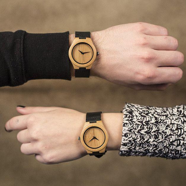 f96d06da6551 Relojes de pulsera de madera