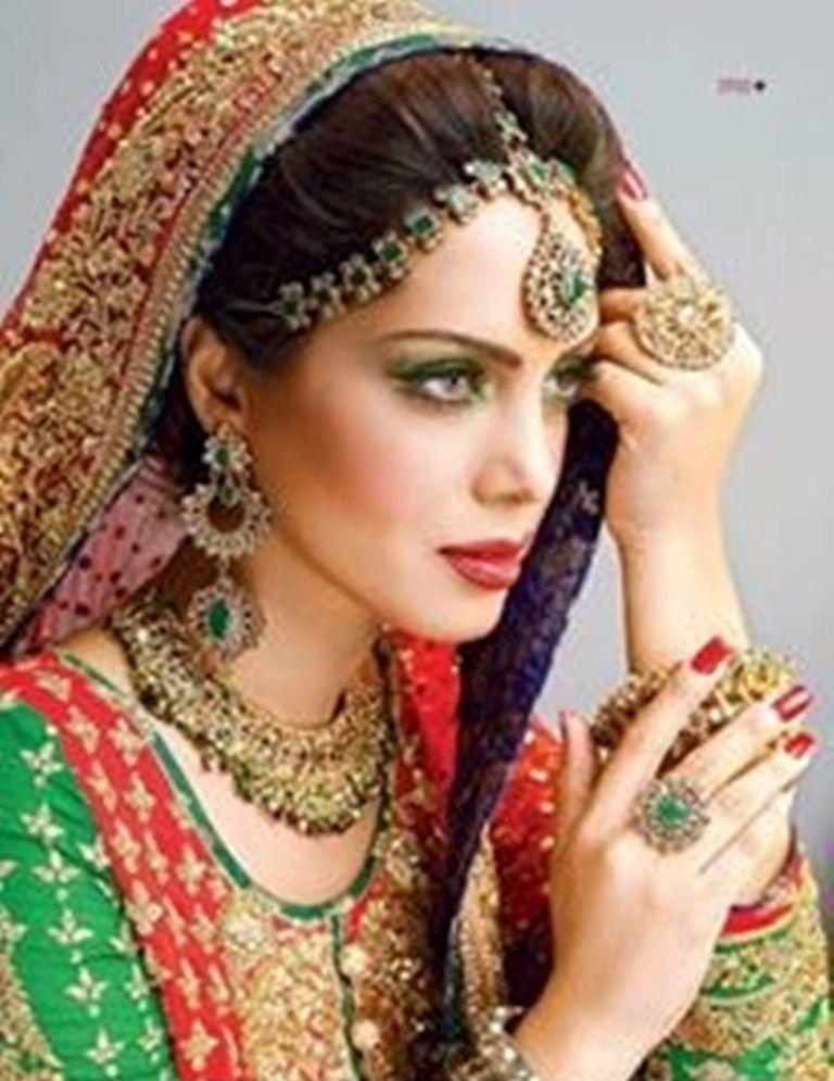 Bridal makeup of depilex