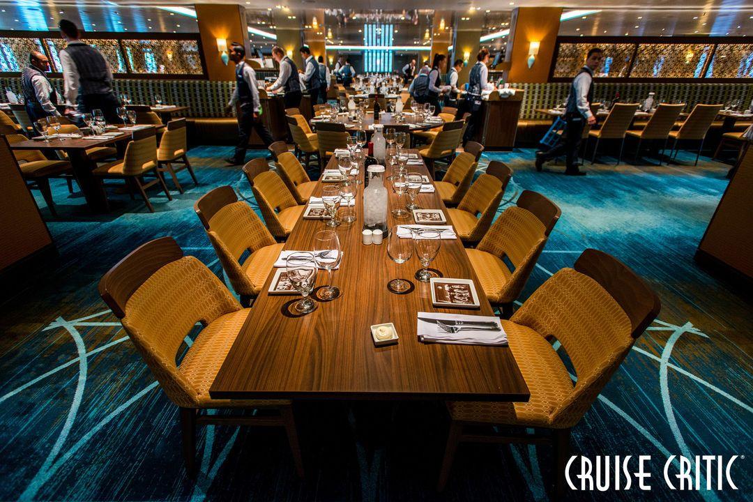 Reflections Restaurant On Carnival Vista Carnival Vista Cruise Carnival Vista Cruise Critic