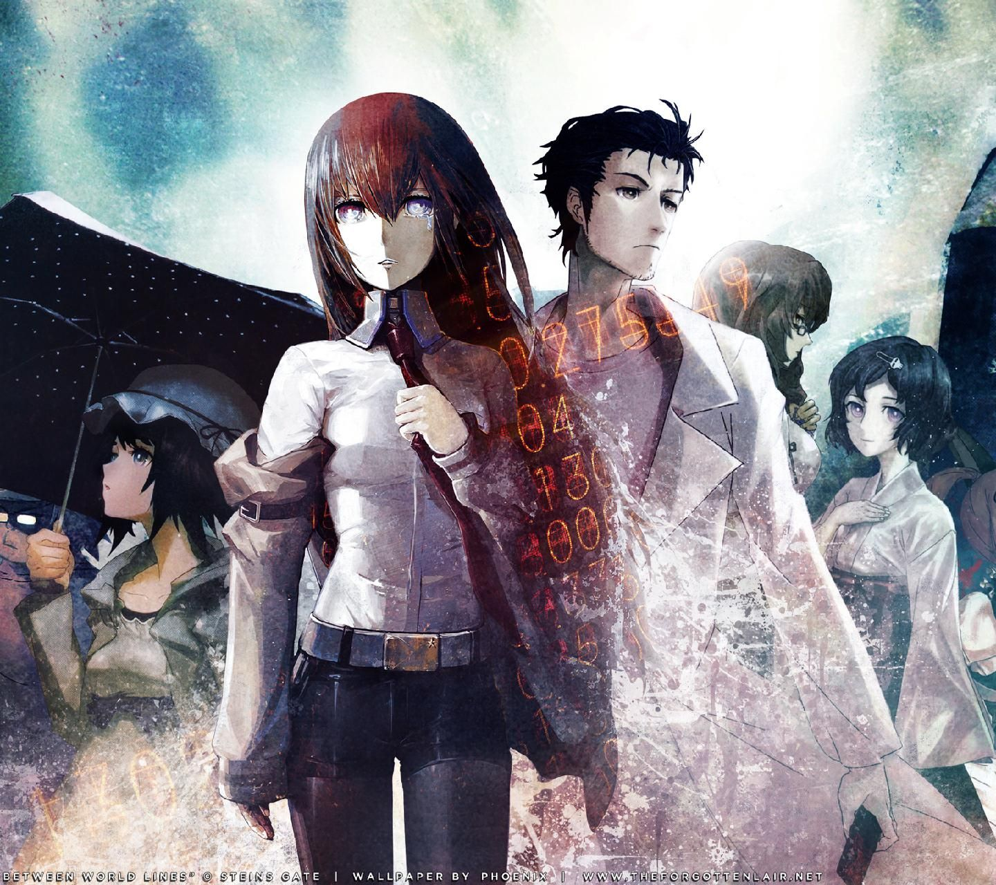 Download Steins Gate Wallpaper By Gozagal25 7e Free On Zedge