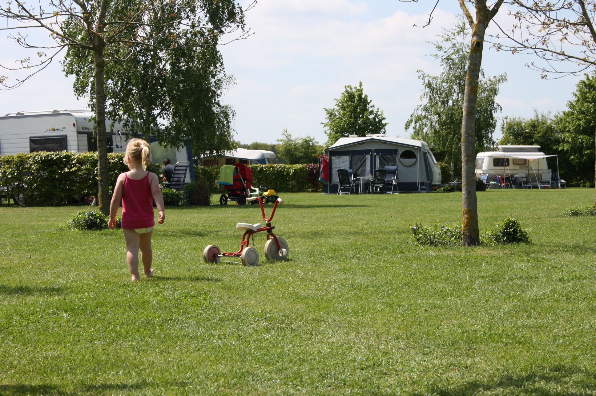 Vekabo - site for finding camping sites in difference European countries