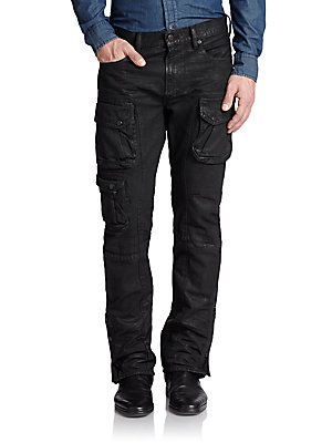 neueste Kollektion attraktive Designs Billiger Preis Ralph Lauren Black Label Courier Cargo Pants | MEN'S FASHION ...