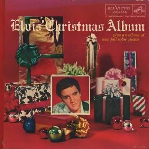 The 25 Greatest Christmas Albums Of All Time Christmas Albums Elvis Presley Blue Christmas Elvis Presley Christmas