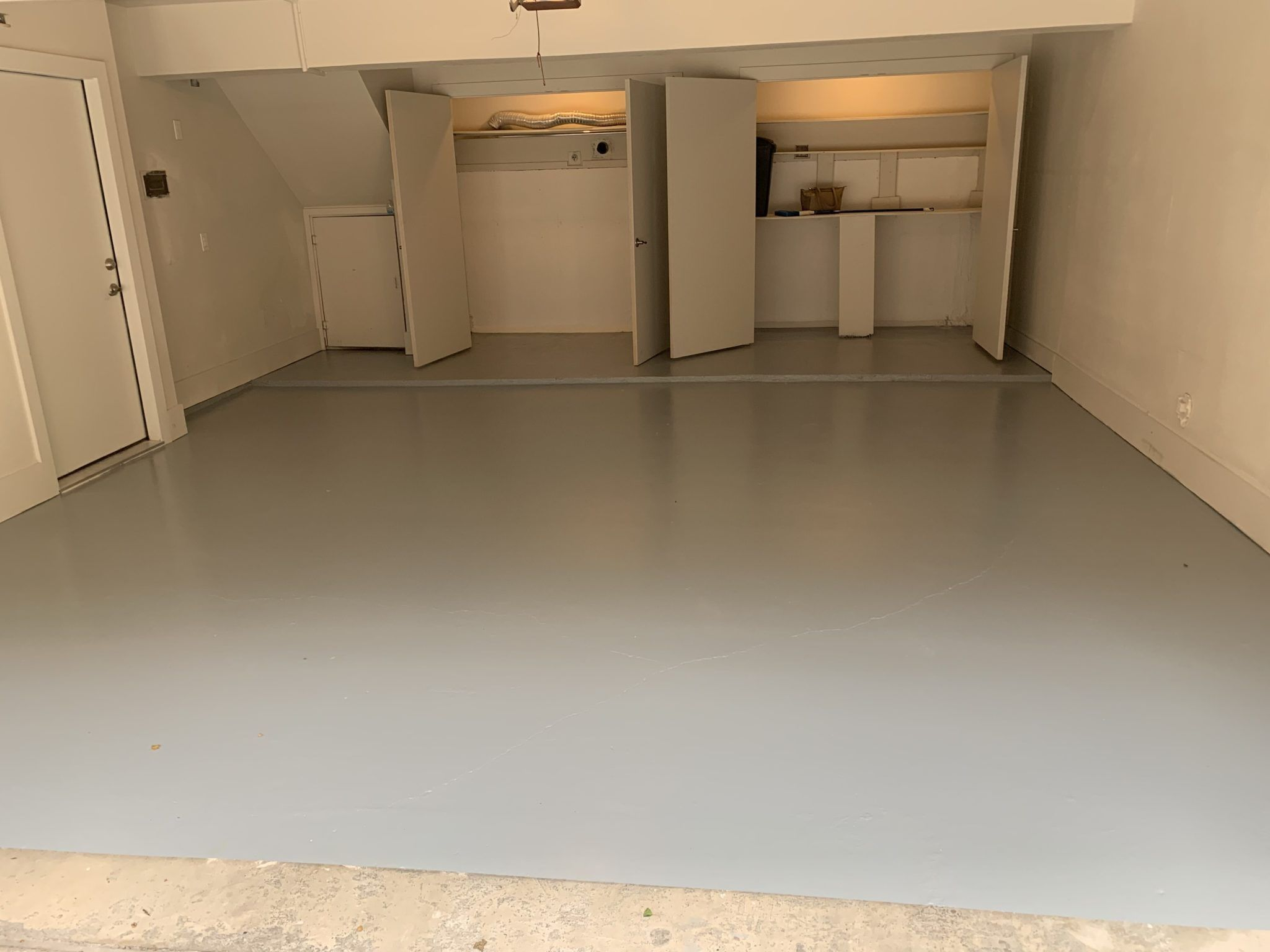 Epoxy is a durable solution to enhance your concrete