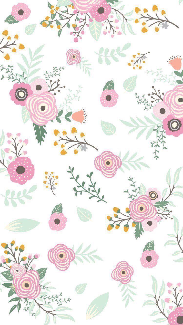 Festive Florals Cath Kidston Floral Wallpaper Flower Wallpaper Flower Backgrounds