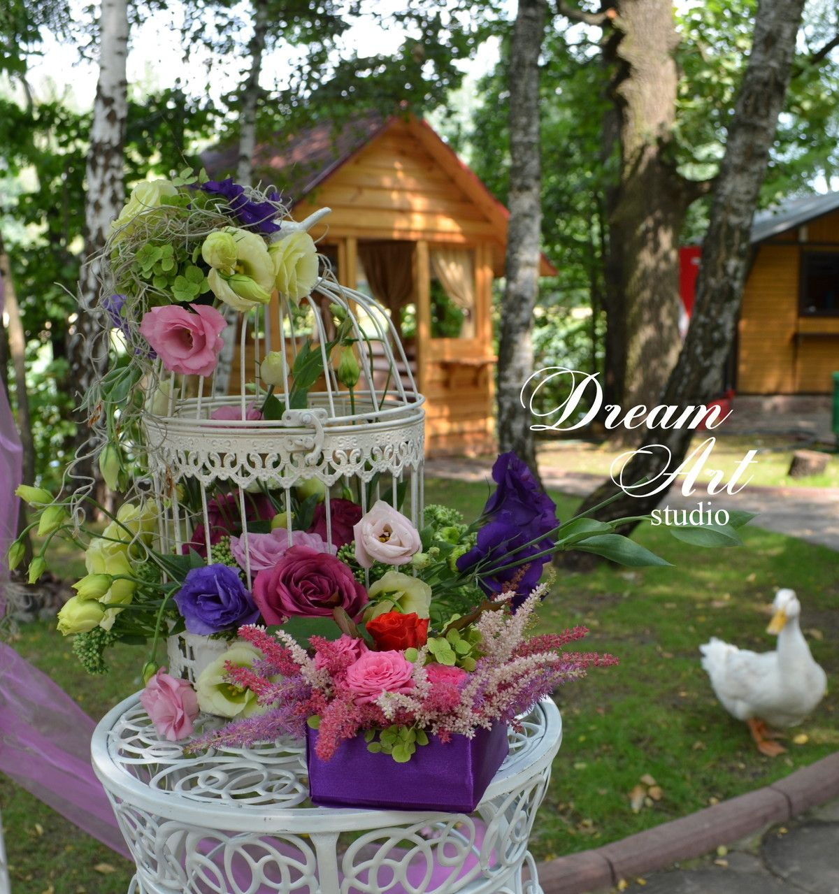 Portfolio Dream Art Studiya Svyatkovogo Dizajnu Table Decorations Decor Home Decor