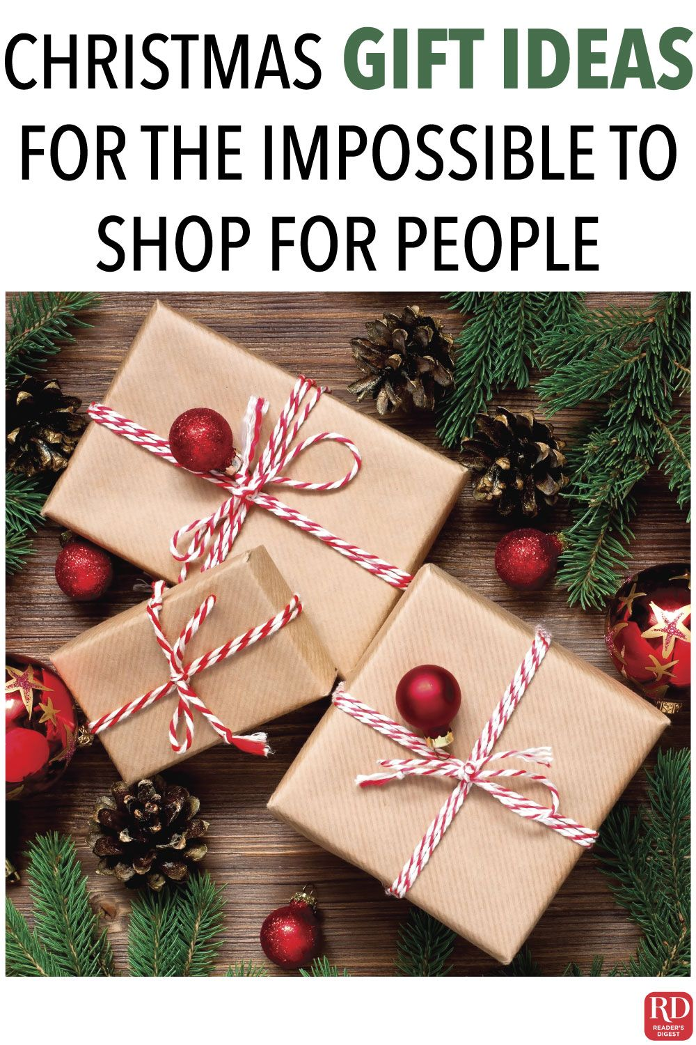 101 Christmas Gift Ideas for People Who Are Impossible to Shop For — We've got the most complicated people on your list covered this year with a full 101 Christmas gift ideas (and other holidays too!) that are sure to please. #Christmas #ChristmasGiftIdeas #TheHolidays #GiftIdeas #ChristmasGift #HolidayGifts