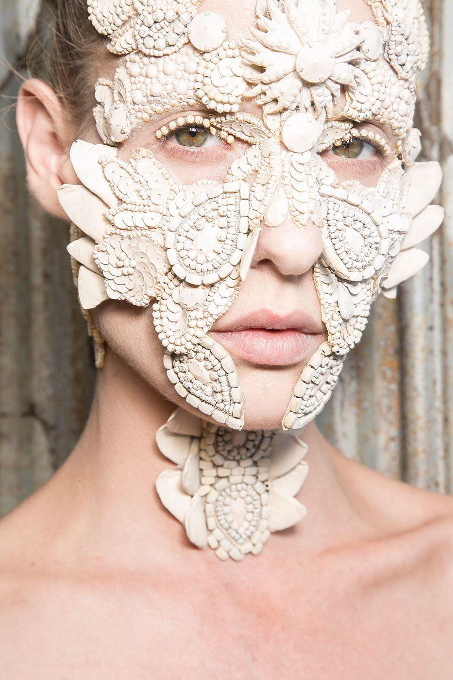 Givenchy Spring 2016 Makeup, Creative makeup, Beauty
