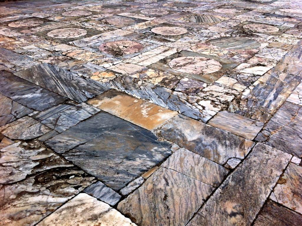 Opus Sextile, Utica, Tunisia - Roman ancient floor