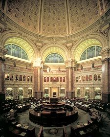 Main Reading Room Library Of Congress Library Of Congress Photos Library Of Congress Beautiful Library