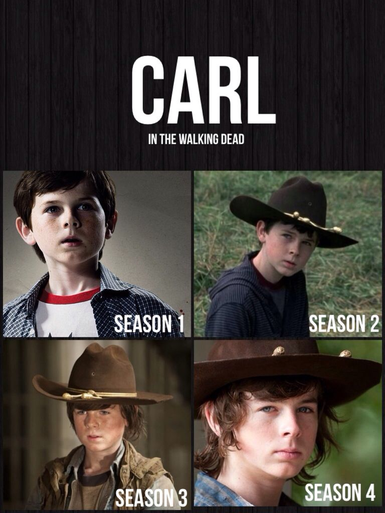 69bd202f58d569962d704820aa902d8d the evolution of carl the walking dead pinterest evolution and
